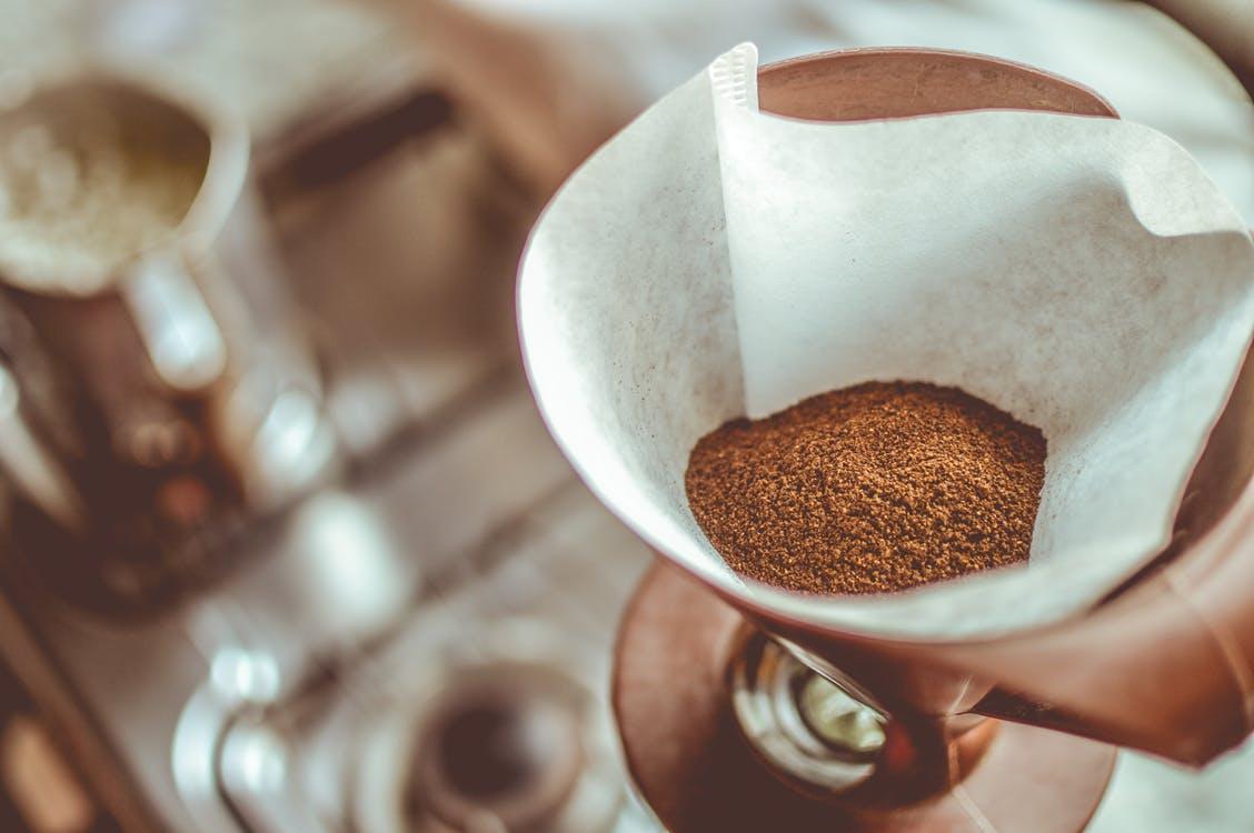 Cafe molido con canela