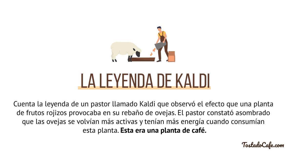 La leyenda de Kaldi