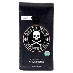 Death Wish café