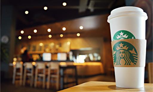 Vaso de café de Starbucks Coffee