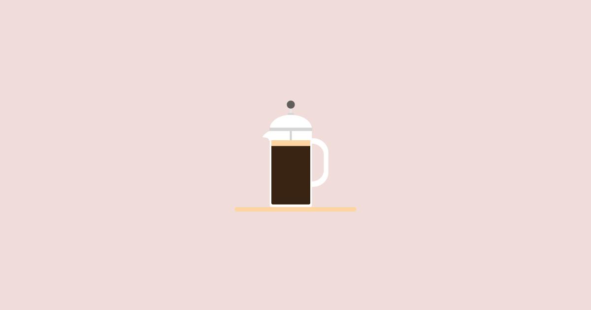 Prensa Francesa para Café: Guía Definitiva del 2020