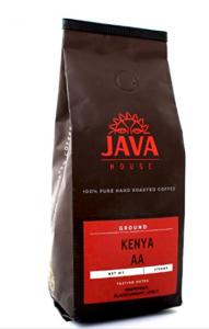 Kenia AA Coffee beans