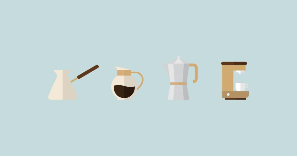 Métodos de Preparación del Café Guía Definitiva del 2020