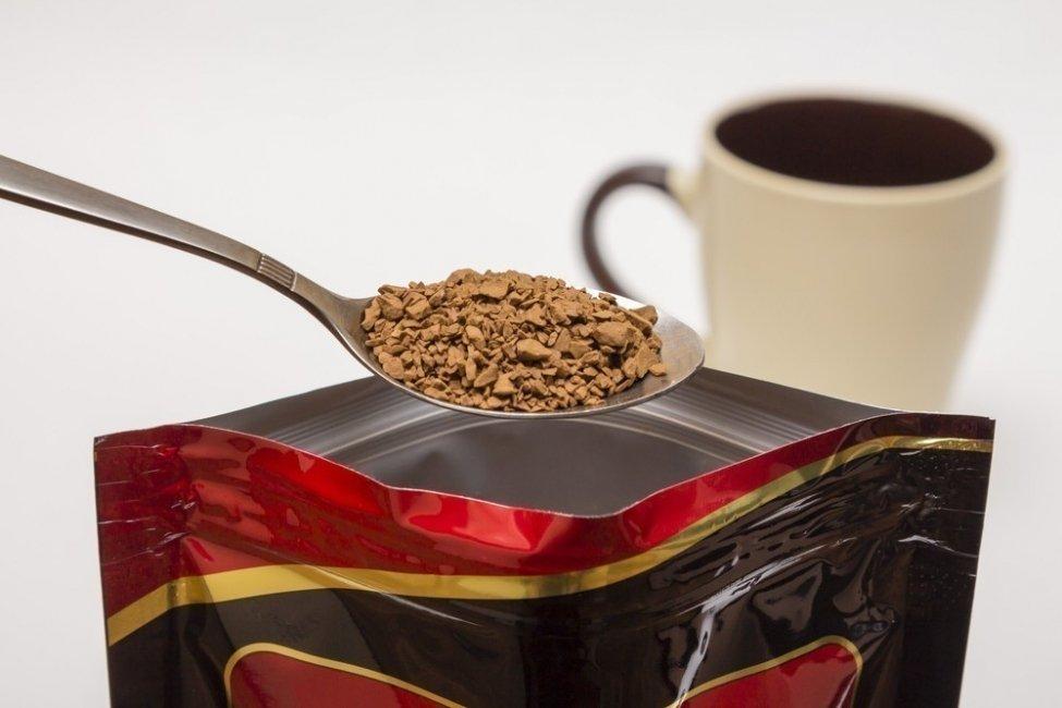 café instantáneo
