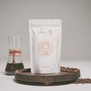 paquete de puma cafe