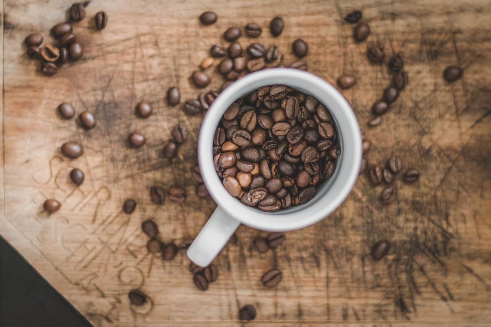 conservar el café en grano