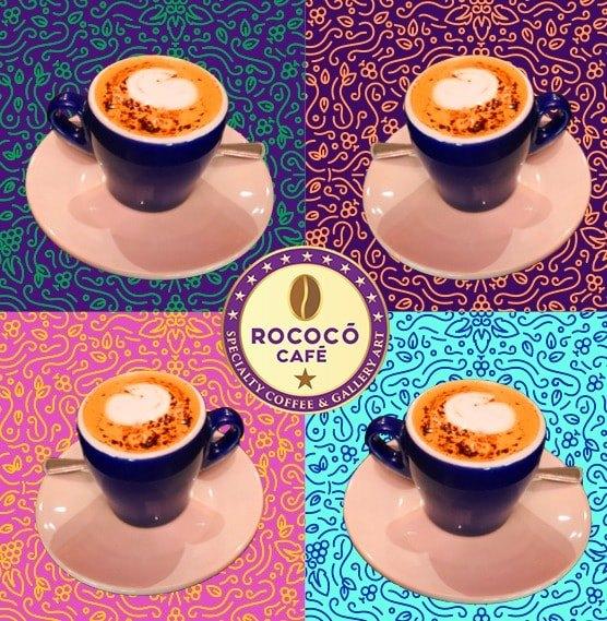 rococo cafe espresso