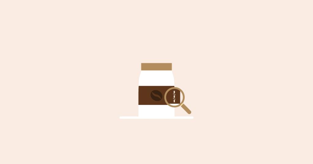 Vencimiento del cafe y fecha de caducado