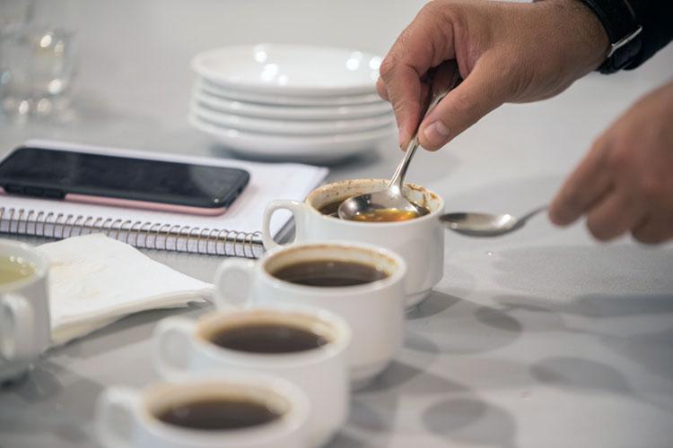 Cupping para Café tazas cafemalist