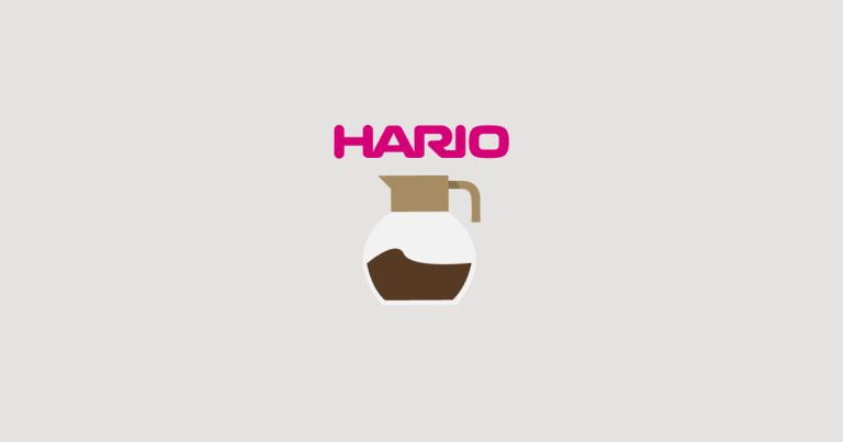 Cafetera Hario: Historia y Mejores Productos
