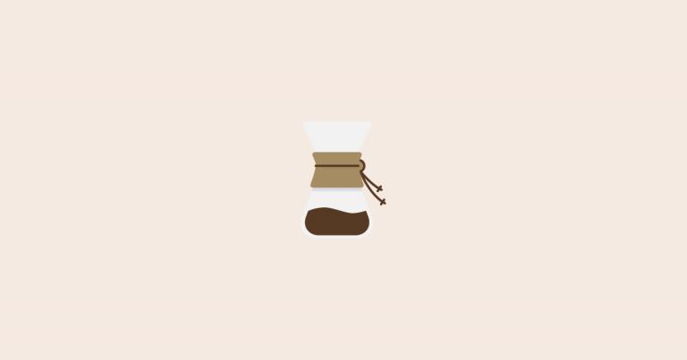 Cafetera Chemex Historia, Marcas y Cómo Usarla