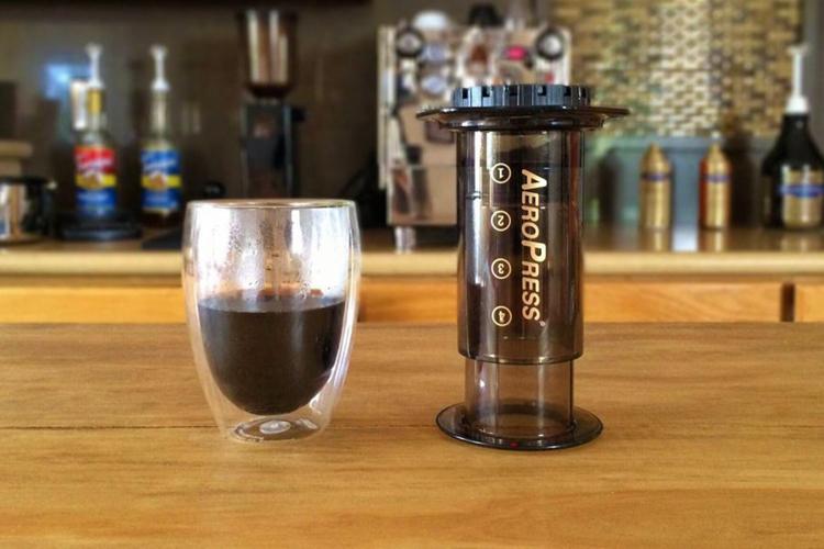 cafetera aeropress espresso cafemalist