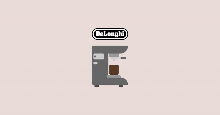 Cafetera Delonghi Top 5 de las Mejores + Historia
