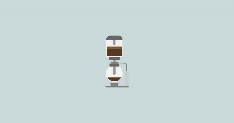 Cafetera de Vacío o Sifón: ¿Cómo funciona? (2020)
