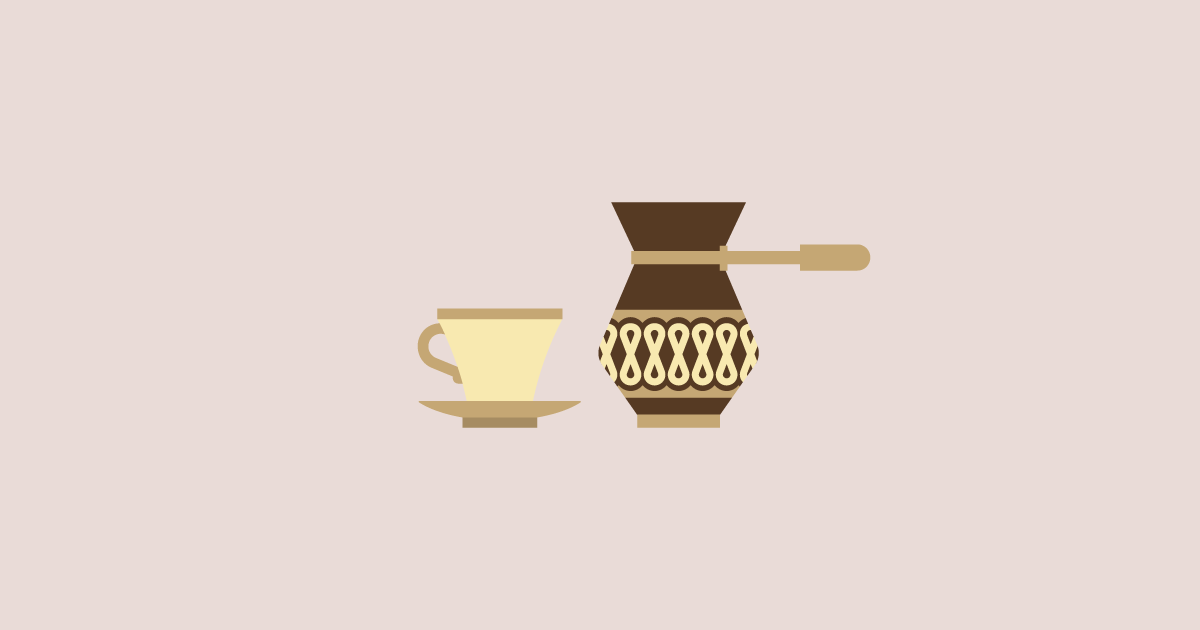 Café turco Preparación, Recetas e Historia (2021)