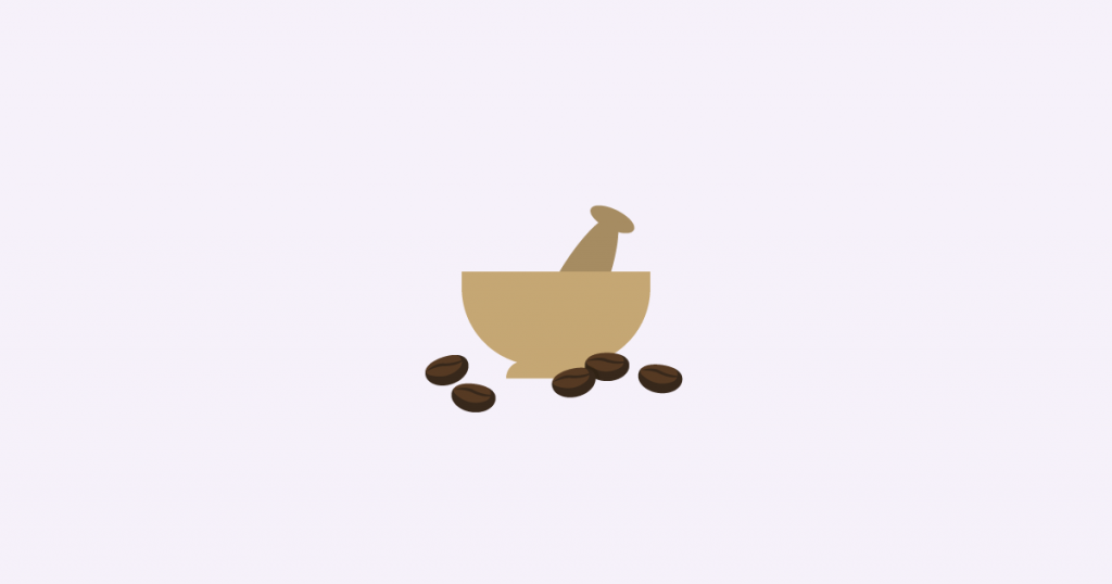 Mascarillas de café Preparación + Beneficios como exfoliante (2021)