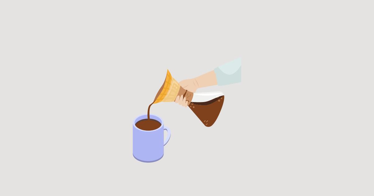 ¿Se pueden reutilizar los filtros de café (2021)