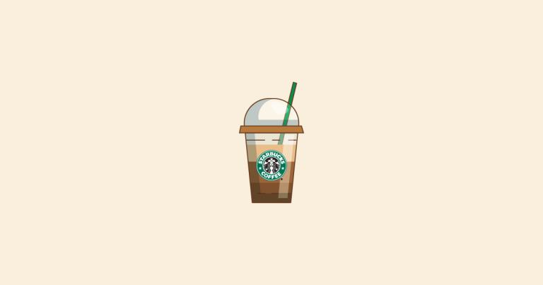 15 recetas de café de Starbucks que puedes copiar (2021)