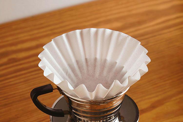 reutilizar los filtros de café