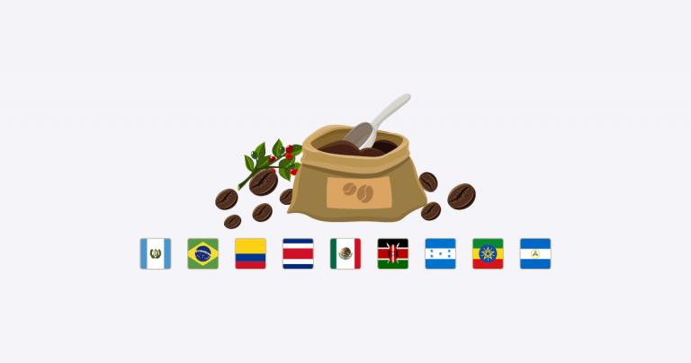 ¿Dónde se produce el mejor café del mundo